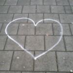 Hart op straat