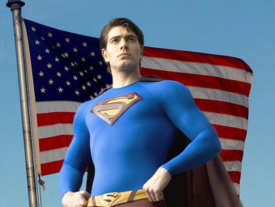 Brandon Routh als Superman