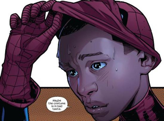 Miles Morels is de nieuwe Ultimate Spider-Man.