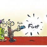 Stripboekenbal in Hollands Diep