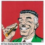 Spidey's web: J. Jonah Jameson