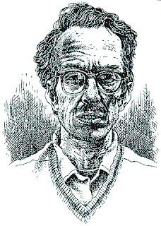 Robert Crumb. Zelfportret.