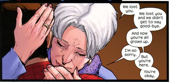 May omhelst de voor haar alternatieve versie van Peter.