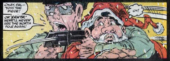 Wordt dit de laatste kerst voor de Kerstman?
