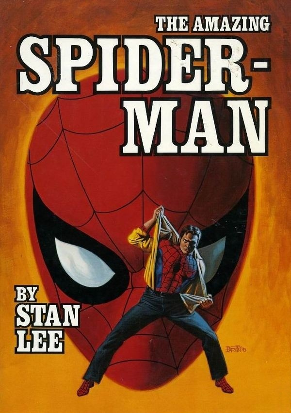 Amazing Spider-Man Fireside 001