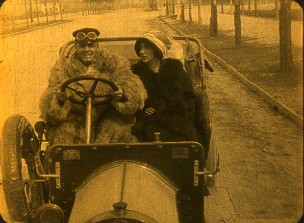 L'Automobile della morte,  (De Doodenrit), 1912,  IT  Collectie EYE.