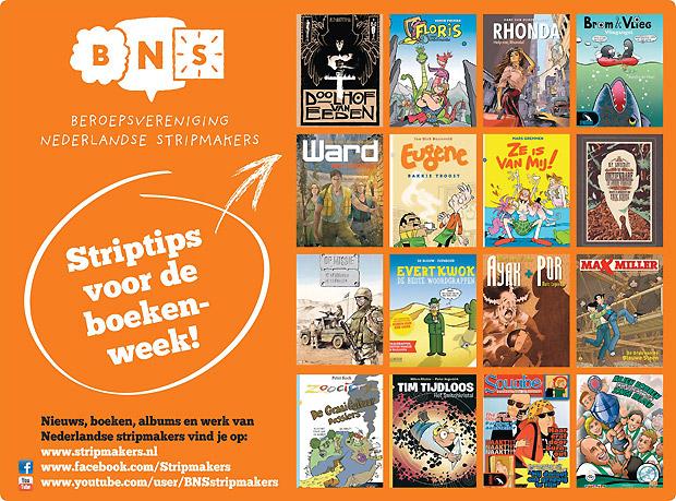 BNS-boekenweek