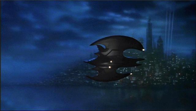 Batman 1989 batwing