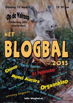 Blogbal-2013