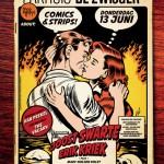 Striptips: Lucky Luke, een avond vol comics en strips en de liefde in cartoons