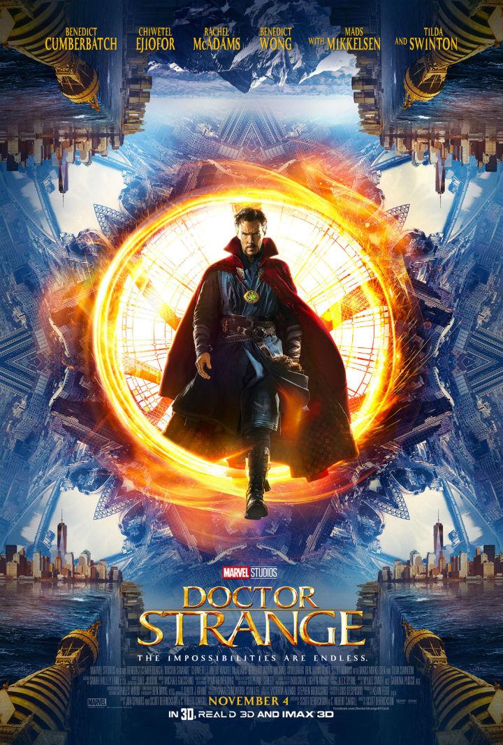 Doctor Strange-Poster 3