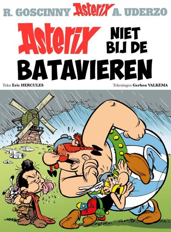 Elsje en Asterix