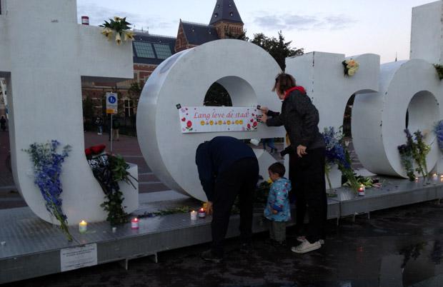 I_amsterdam_demonstratie