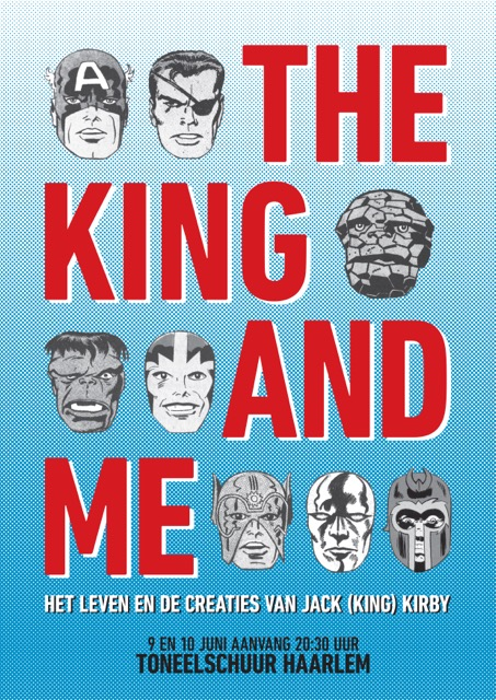 Jack Kirby King and Me