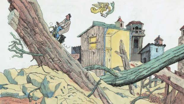 Mark Smeets. De triomf van het tekenen in het Teylers Museum.