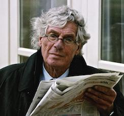 Peter van Straaten. Bron: www.petervanstraaten.nl