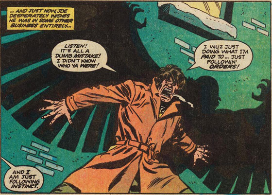 Illustratie: Sal Buscema. Uit: Spec. Spider-Man #4.