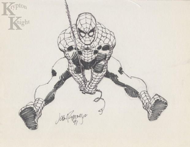 Spider-Man door John Romita Jr.