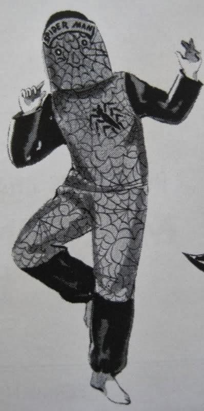 Spiderman1954BenCoopercostume