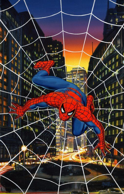 Spiderman_bob_larkin_82