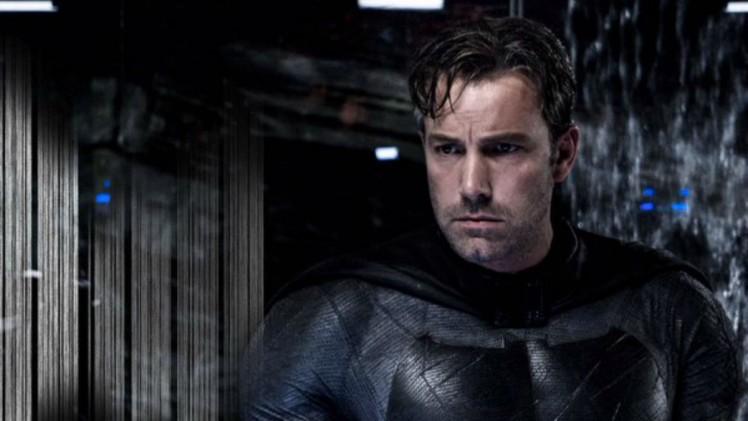 Why so serious Batfleck?