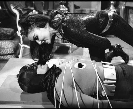 batman catwoman 66