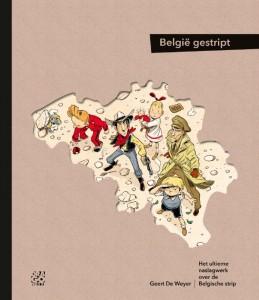 belgie gestript cover