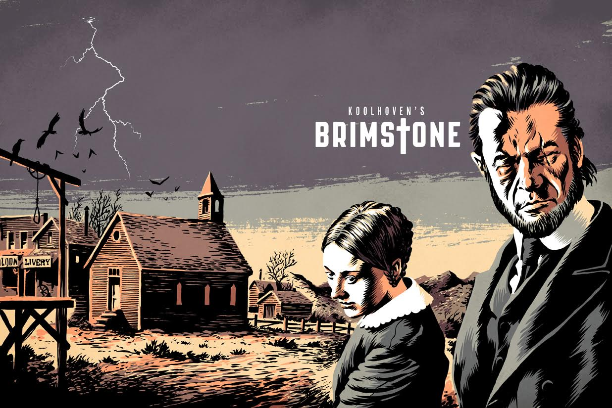 brimstone erik kriek cover