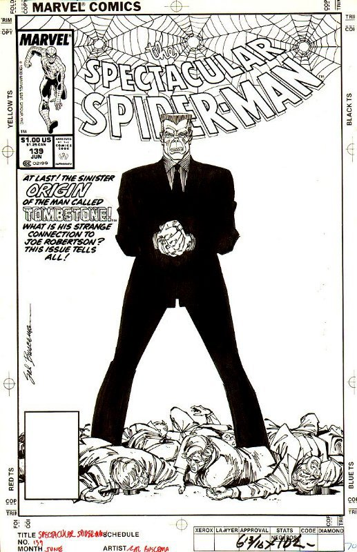 cover Spectacular Spider-Man #139