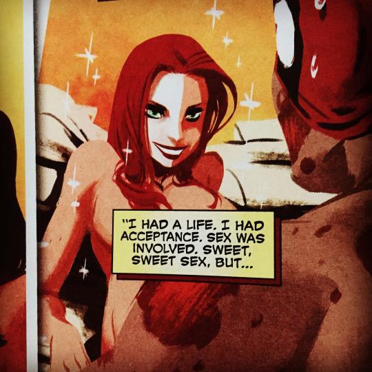 Uit een onbekende Deadpool comic.