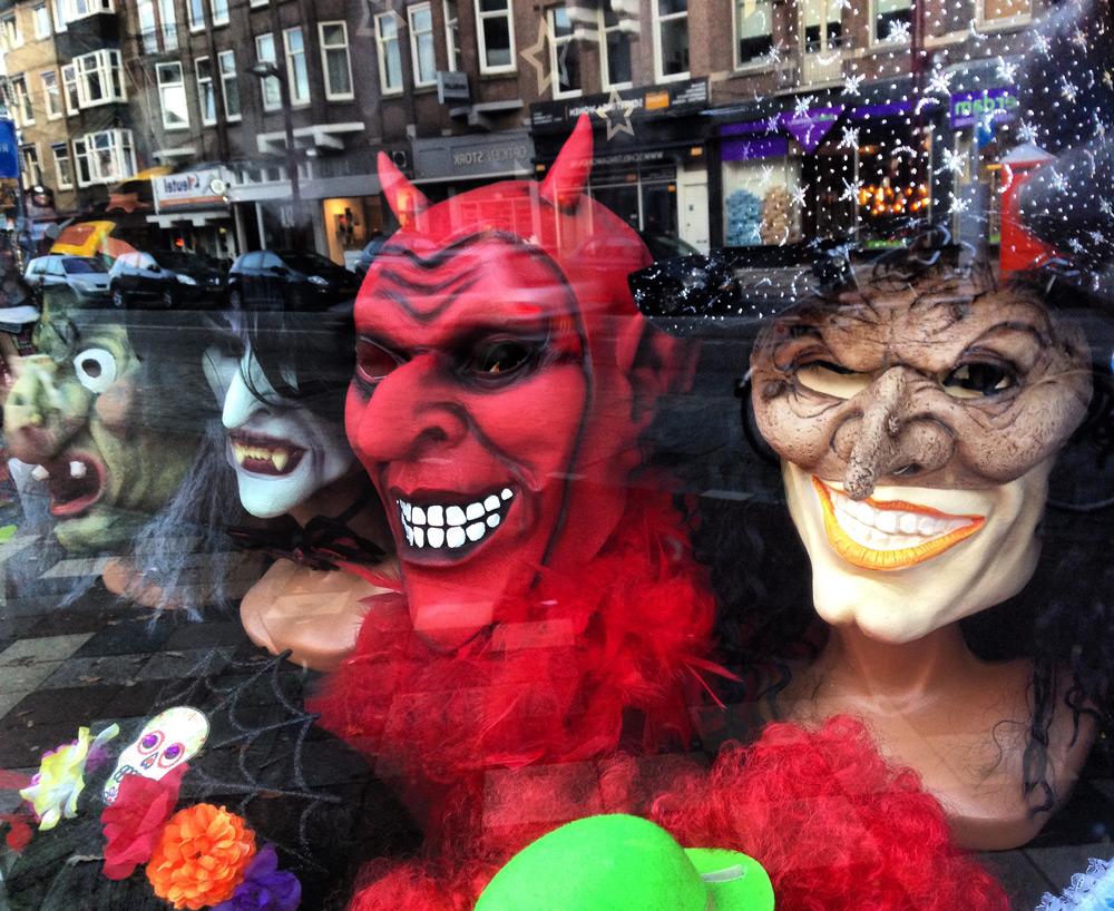 halloweenmaskers