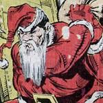 Spidey's web: Kerstman als side-kick