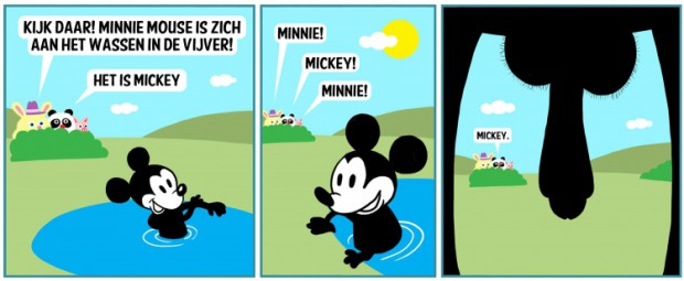 knuffelbos_Mickey_mouse
