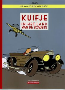 kuifje-sovjets-cover