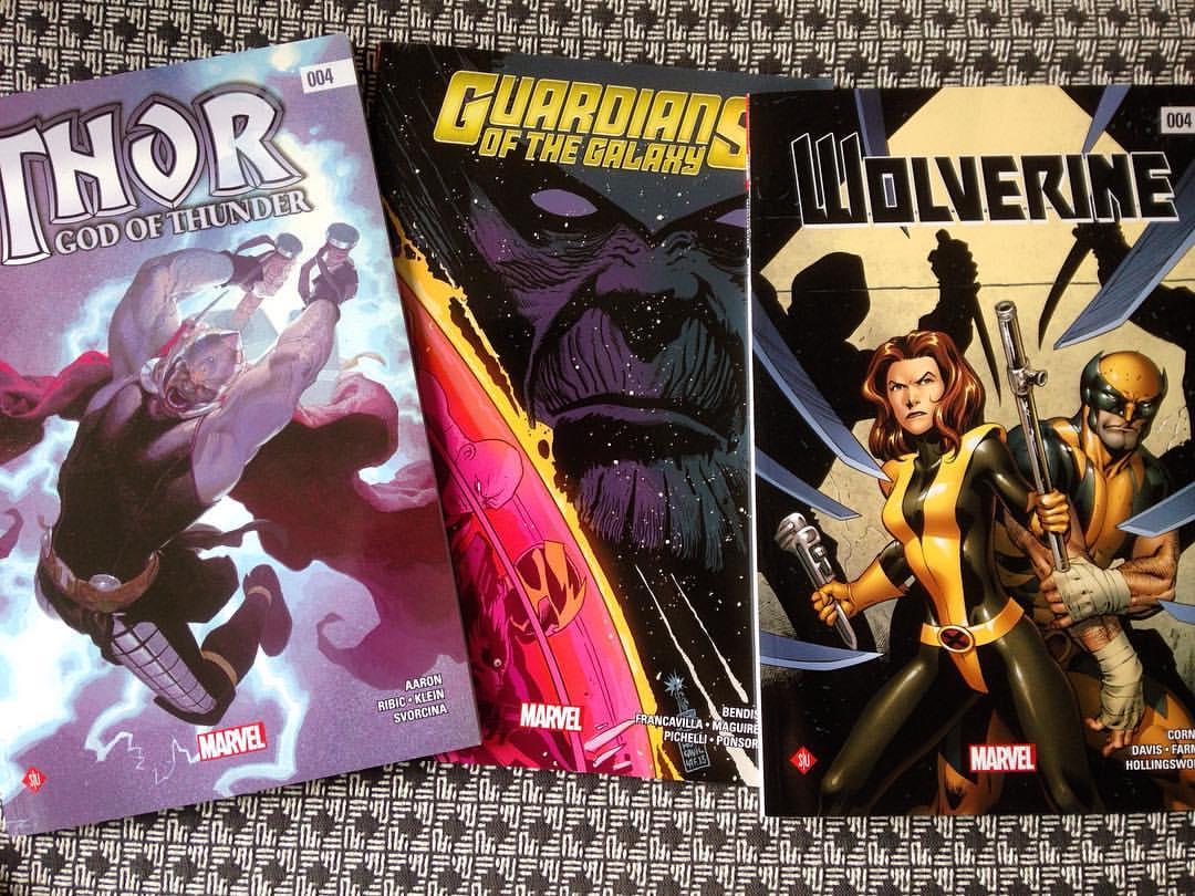 marvel comics standaard uitgeverij