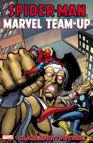 marvel team up claremont byrne