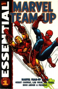 marvel team up cover