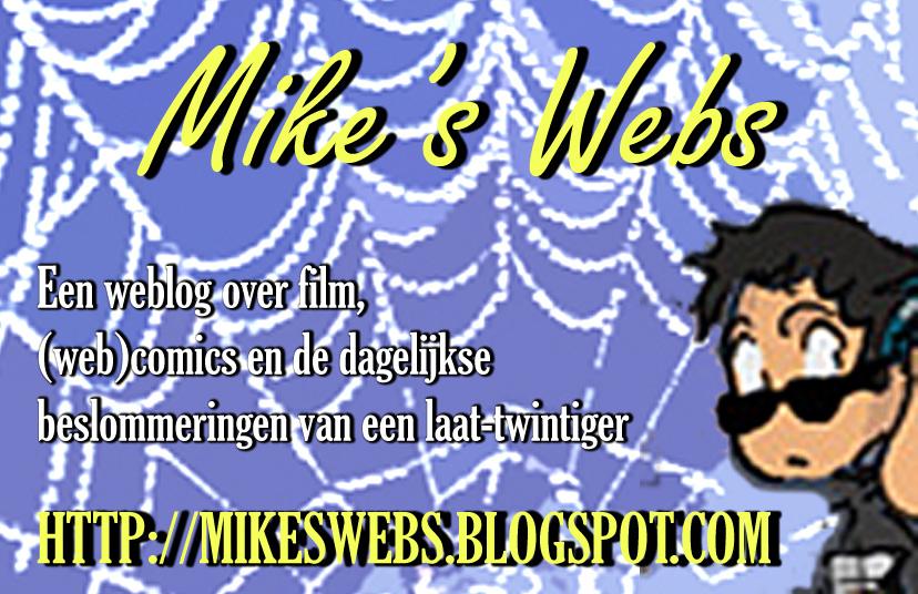 Het visitekaartje dat ik in 2006 gebruikte om mijn blog te promoten.