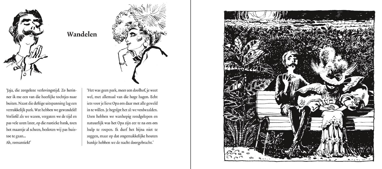 Prachtige, sfeervolle illustratie van Thé Tjong-Khing