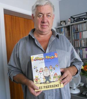 Pierre met Stam & Pilou.