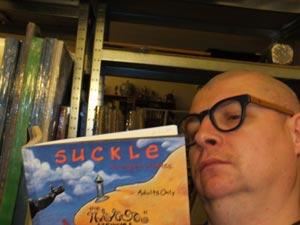 Pieter leest Dave Cooper.