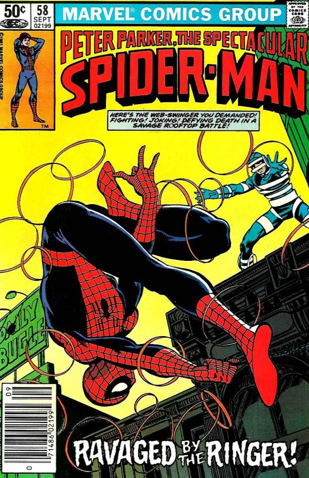 Cover getekend door John Byrne.