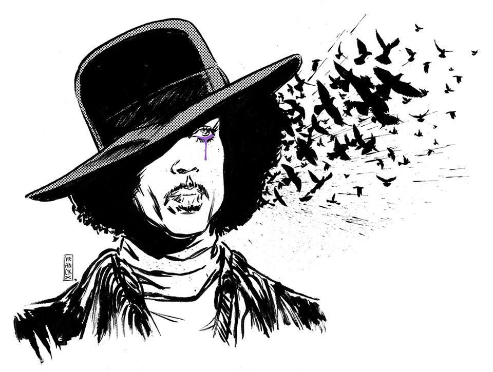 Prince. Illustratie: Gilles Vranckx