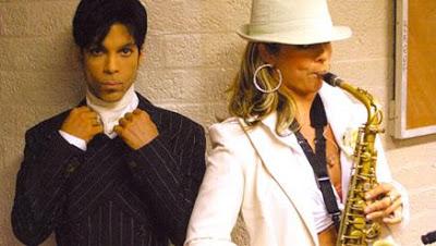 Prince en Candy