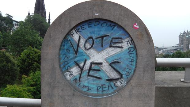 Deze zomer in Edinburgh. Foto: Michael Minneboo
