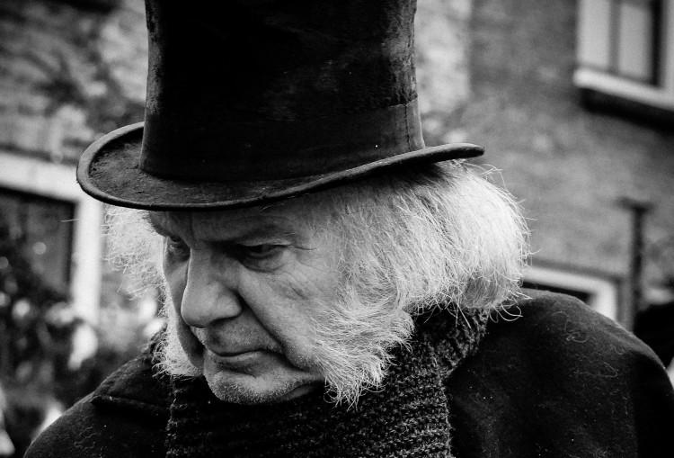 De Scrooge van Deventer. Foto: Jooper. Bron: www.jooper.nl