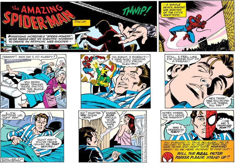 spider-man-ontwaakt