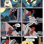 Spidey's web: Spider-Man door Gerben Valkema