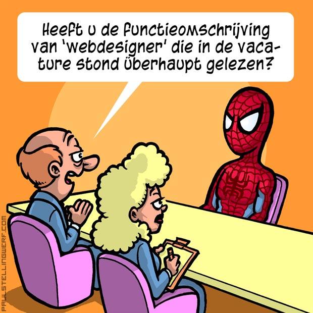 spider-man_intermediair_stellingwerf