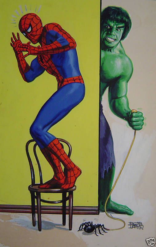 spiderman_hulk_bob_larkin